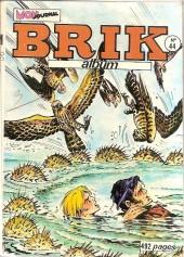 Brik (Mon journal) -Rec44- Album N°44 (du n°167 au n°169)