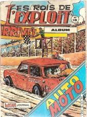 Les rois de l'exploit -Rec18- Album N°18 (du n°52 au n°54)