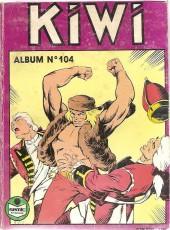 Kiwi -REC104- Album N°104 (du n°414 au n°416)