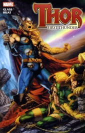 Thor: First Thunder (2010) -INT- Thor: First Thunder
