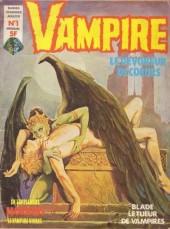Vampire (histoires de morts-vivants) -1- Le Dévoreur de Cœurs