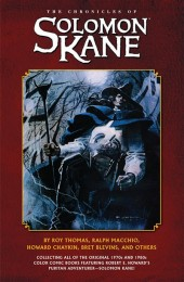 Chronicles of Solomon Kane (The) (2009) -INT- The Chronicles Of Solomon Kane