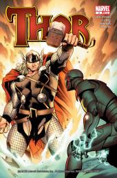 Thor Vol.3 (Marvel comics - 2007) -3- Issue 3