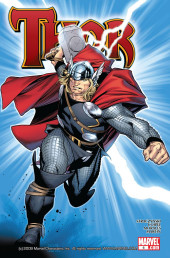 Thor Vol.3 (Marvel comics - 2007) -6- Issue 6