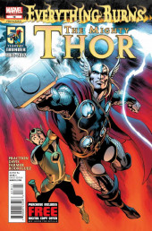 Mighty Thor (The) (2011) -18- Everything Burns Prologue