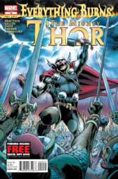 Mighty Thor (The) (2011) -19- Everything Burns Part The Second