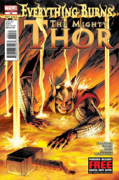 Mighty Thor (The) (2011) -20- Everything Burns Part The Fourth