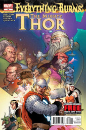 Mighty Thor (The) (2011) -22- Everything Burns Aftermath