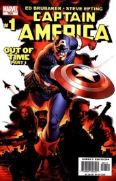 Captain America (2005) -1- Out Of Time (Part 1)