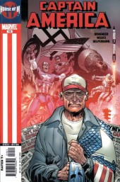 Captain America (2005) -10- House Of M