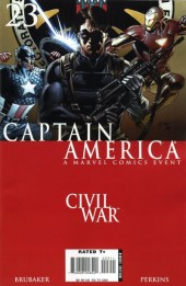 Captain America (2005) -23- Issue 23