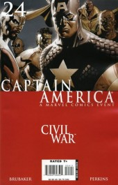 Captain America (2005) -24- Issue 24