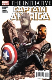 Captain America (2005) -27- Issue 27