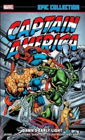Captain America Epic Collection (2014) -INT09- Dawn's Early Light