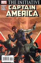 Captain America (2005) -30- Issue 30