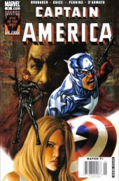 Captain America (2005) -36- Issue 36