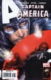 Captain America (2005) -37- Issue 37