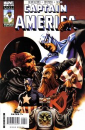 Captain America (2005) -42- Issue 42