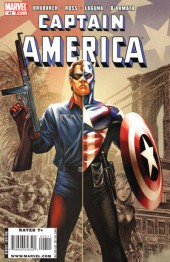 Captain America (2005) -43- Issue 43