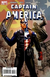 Captain America (2005) -44- Issue 44