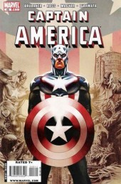Captain America (2005) -45- Issue 45