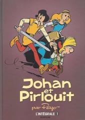 Johan et Pirlouit (Intégrale) -1a- Page du Roy