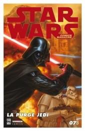 Star Wars - Comics magazine -7B- La Purge Jedi
