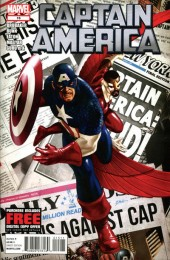 Captain America (2011) -15- New World Orders Part 1