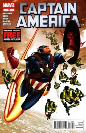 Captain America (2011) -18- New World Orders Part 4