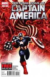 Captain America (2011) -19- The Final Issue