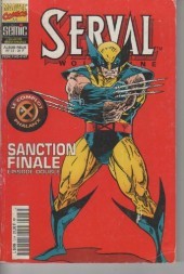 Serval-Wolverine -Rec13- Album relié N°13 (du n°37 au n°39)