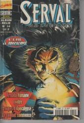 Serval-Wolverine -Rec14- Album relié N°14 (du n°40 au n°42)