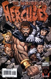Incredible Hercules (The) (2008) -114- Walls of Troy