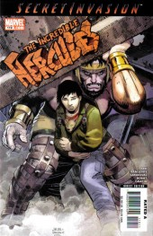 Incredible Hercules (The) (2008) -119- Sacred Invasion Part Three
