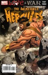 The incredible Hercules (2008) -123- Love & War Part Three