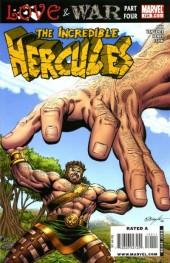 The incredible Hercules (2008) -124- Love & War Part Four