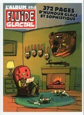 (Recueil) Fluide Glacial (L'album) -28- 09-2