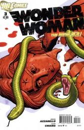 Wonder Woman Vol.4 (DC comics - 2011) -3- Clay
