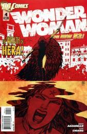 Wonder Woman Vol.4 (DC comics - 2011) -4- Blood