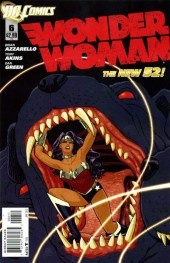 Wonder Woman Vol.4 (DC comics - 2011) -6- Thrones