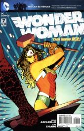 Wonder Woman Vol.4 (DC comics - 2011) -7- Il gangster dell'amore
