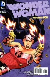Wonder Woman Vol.4 (DC comics - 2011) -8- Casting shadows