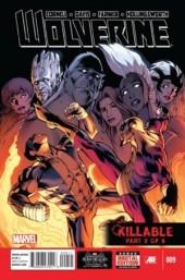 Wolverine (2013) -9- Killable, part 2