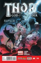 Thor: God of Thunder Vol.1 (Marvel comics - 2013-2014) -10- Godbomb Part Four : To The Last God