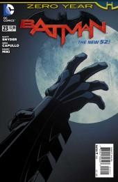 Batman (2011) -23- Zero Year Secret City Part Three