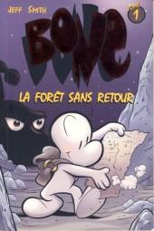 Bone (Smith, chez Presses Aventure) -1a- La Forêt sans retour