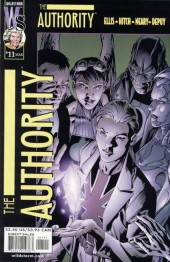Authority (The) (1999) -11- Outer Dark, Three
