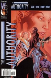 Authority (The) (1999) -12- Outer Dark, Four