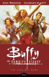 Buffy the Vampire Slayer Season 8 (2007) -INT01- The Long Way Home