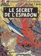 Blake et Mortimer (Historique) -2d74'- Le Secret de l'Espadon 2